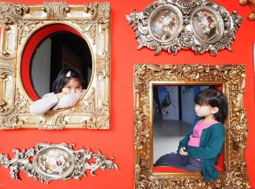 畫框博物館-趣味合照