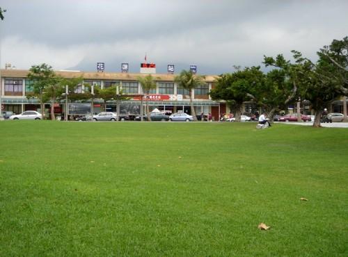 花蓮市區-站前廣場