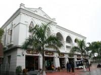 荷蘭領事館改建的商場<br/> 攝影:馮順