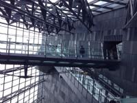 蘭陽博物館內架構<br/> 攝影:陳皮梅