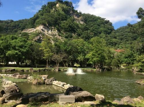 贵子坑水土保持教学园区-情人湖