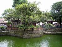秀麗江南特色庭園<br/> 攝影:老山羊部落格