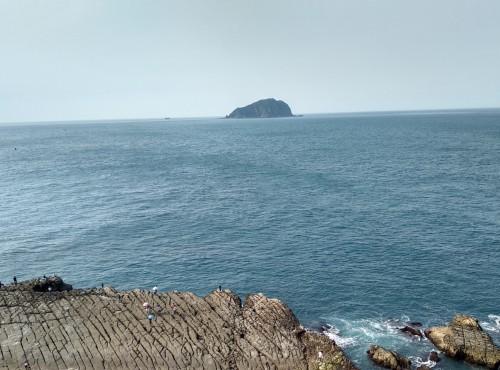 八斗子海濱公園-海洋與奇岩
