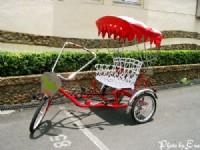 酒廠遊園三輪車<br/> 攝影:EVA隨手拍