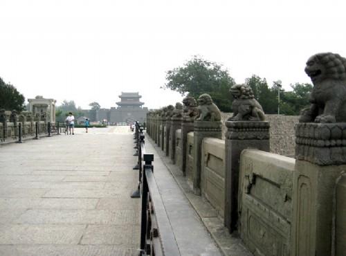 Lugouqiao(Marco Polo Bridge)-Luguoqiao