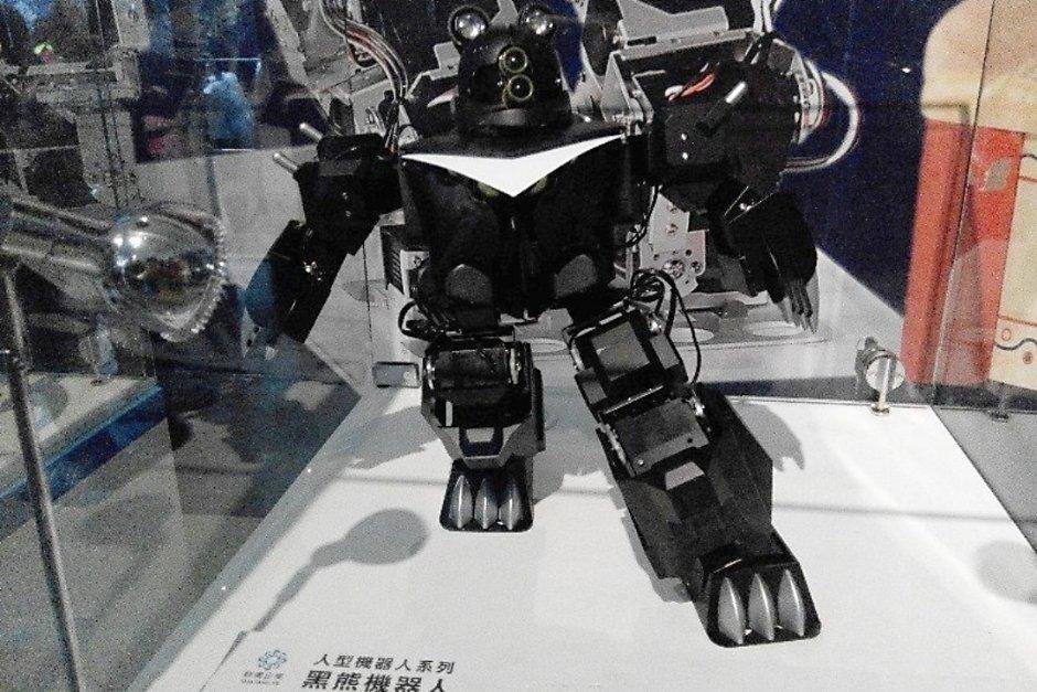 祥儀機器人夢工廠是孩子們的夢幻樂園 / Chiang 提供