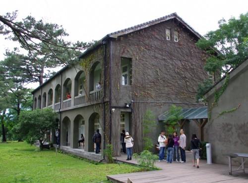 松園別館是充滿松林植物的文青景點 / Eva隨手拍 提供
