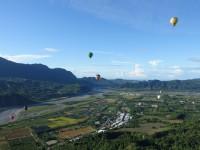 夏天不能錯過的追「球」夢想!期間限定的熱氣球之旅