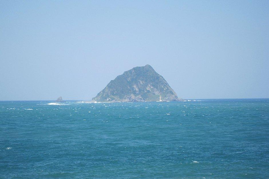 從和平島看基隆嶼/Bruce