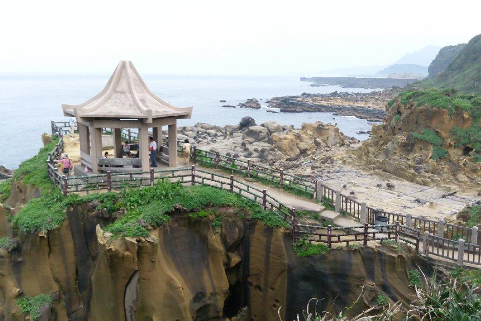 和平島奇岩步道/Eva隨手拍