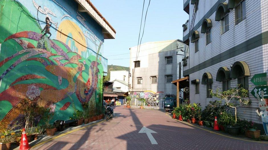 梅山鄉的太平老街是高海拔老街 / Eva隨手拍