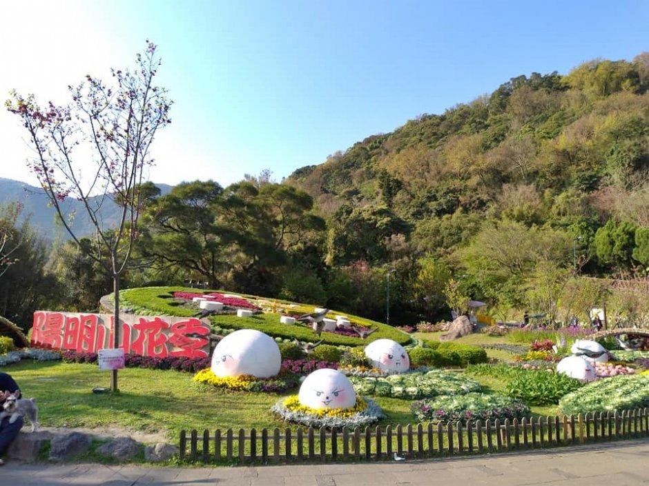 陽明山花季是春天必訪的賞花盛會 / meiyin 提供