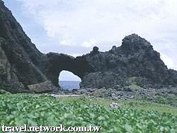 蘭嶼情人洞(圖片提供:楊怡英)