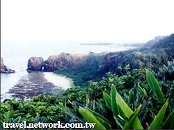 綠島-睡美人(圖片提供: 楊小英)