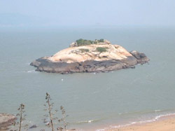 馬祖龜島(圖片提供:李雁玲)