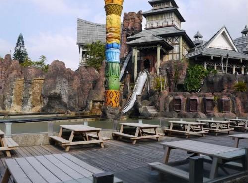 六福村主題遊樂園/旅遊王攝影組