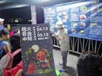 賞螢火蟲系列報導:花蓮鯉魚潭,看見螢火蟲!
