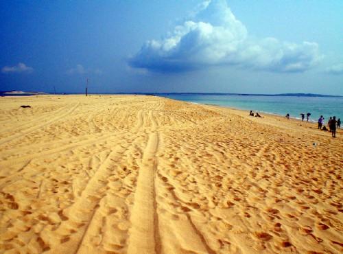 澎湖旅遊-北海、南海和馬公本島遊憩區