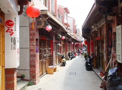澎湖老街 / sheng