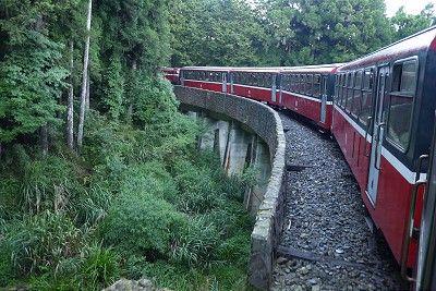 阿里山森林鐵道/jacky
