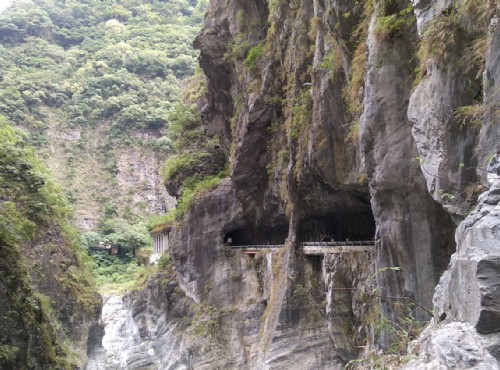 花蓮旅遊行程(一)神話般美景太魯閣與花東海岸之旅