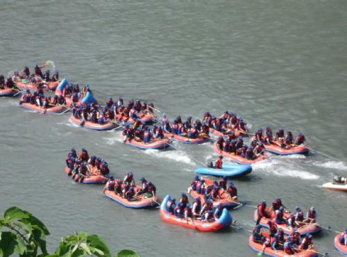 花蓮旅遊行程(三)夏天消暑,來趟年輕活力的秀姑巒溪泛舟之旅!