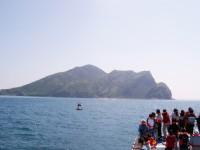 宜蘭二日遊(一)龜山島賞鯨、五峰旗瀑布和礁溪溫泉