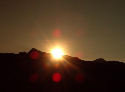 到祝山看日出/Eva隨手拍