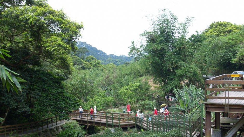 南天母登山步道入口 / 羅義學 提供