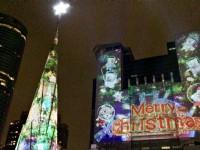 搭捷運過聖誕:新北耶誕城 新板特區欣賞全台最高聖誕樹