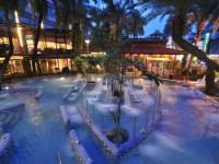 宜蘭中冠礁溪大飯店、雪山溫泉會館 泡湯玩水愜意之旅