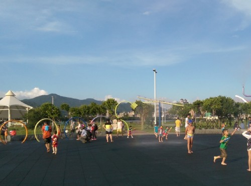 戲水消暑-親子同遊到台北清涼一夏!