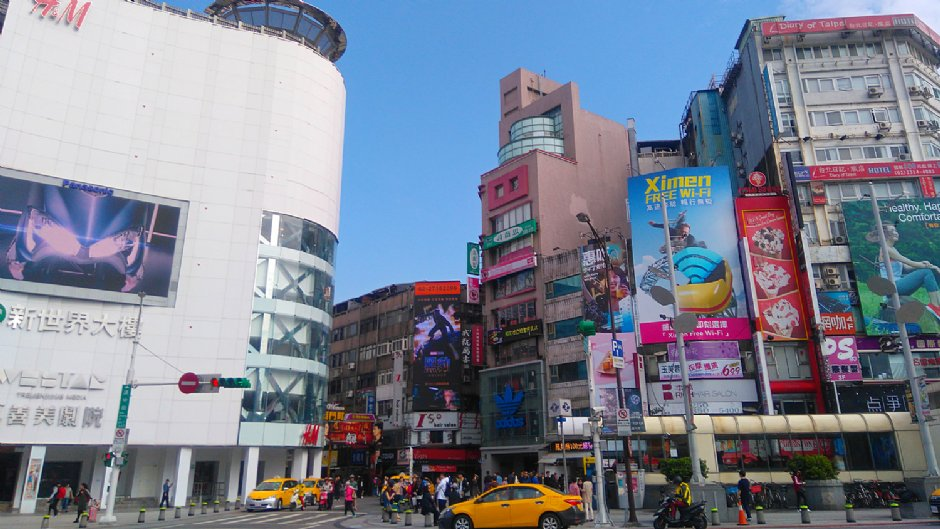 西門町商圈/Lu