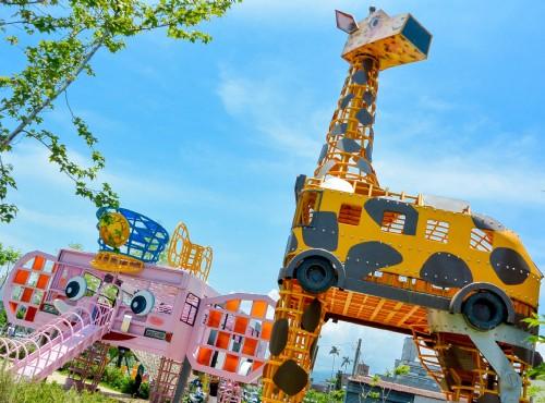 宜蘭幸福轉運站是親子出遊的天堂 / Proboss 提供