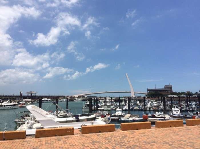 福容大飯店-淡水漁人碼頭坐落在淡水熱門景區內/Leon提供