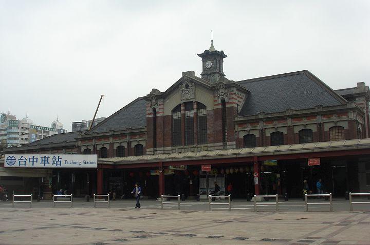 台中舊火車站/meiyin