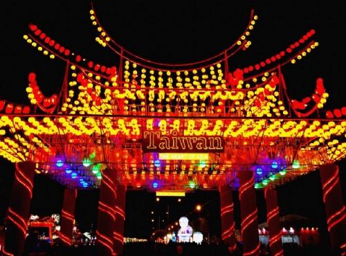 2017年台灣燈會在雲林是歷年來規模最大的燈會/Eva隨手拍