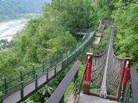 太魯閣小錐麓步道 美麗又刺激的體驗