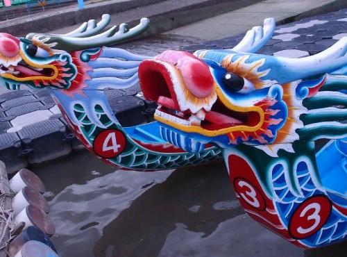 端午節連假出遊:吃粽子、看龍舟,節慶旅遊最應景