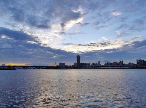 搭船遊台北,從早到晚都有趣