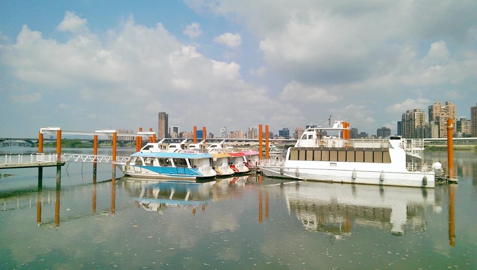 大稻埕碼頭 / Eva隨手拍