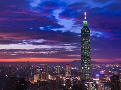 看夜景!蒐集台北賞夜景的好地方