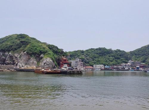 台北冬季必遊溫泉區~北海岸金山溫泉