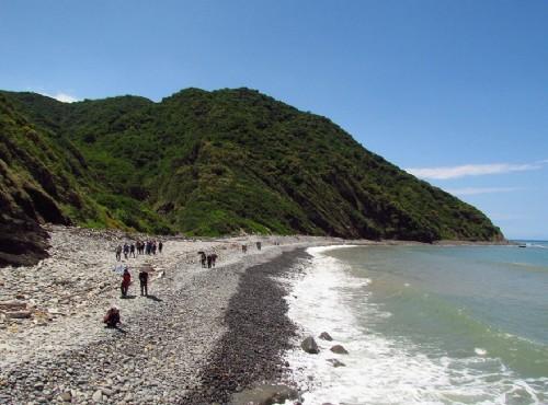 生態及自然景觀豐富的海岸線古道/黃鐘慶