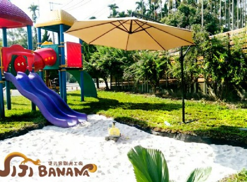集元果園區內設有兒童遊樂區/集元果觀光工廠 提供