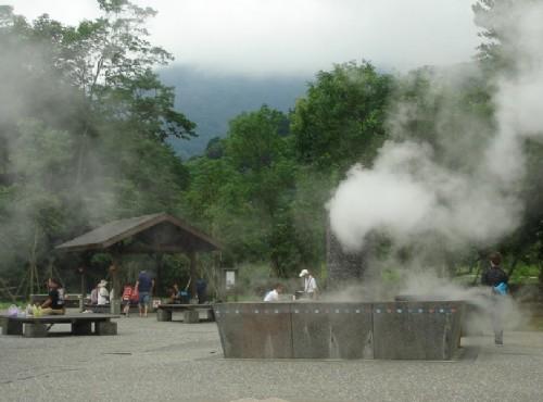 這些溫泉免費(二)!來宜蘭體驗免費足湯樂趣