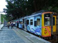 出發去看海!北台灣最美鐵道支線「深澳線」海洋之旅
