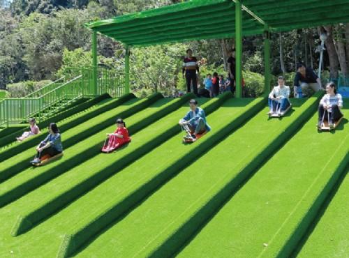 刺激好玩的滑草場 / 統一馬武督渡假會議中心 提供