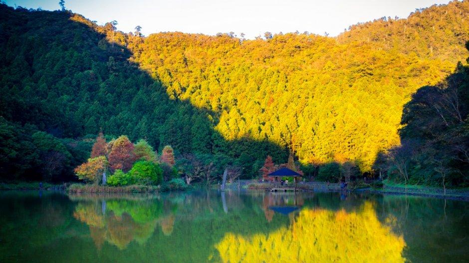 明池森林遊樂區 / 明池山莊 提供