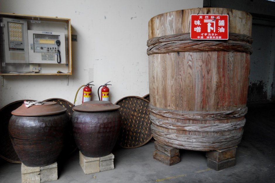 味噌釀造博物館 / Lu 提供